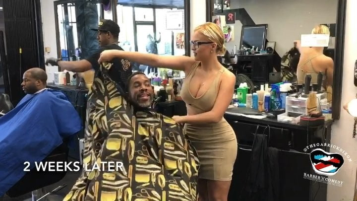 Read more about the article Wait, is this really why guys will tip well…?  @funnybarbers @thegarrickdixon …
