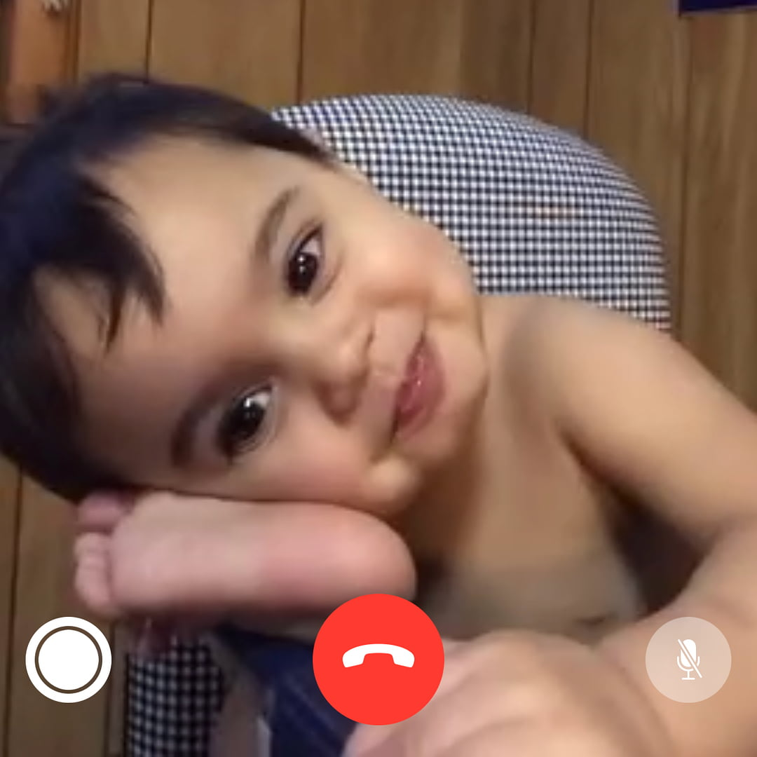 Read more about the article you'll never convince me anything's cuter or funnier than my nephew on FaceTime …